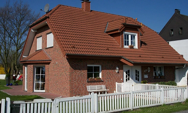 Einfamilienhaus in Welver </br>WDF Celina - Klinker
