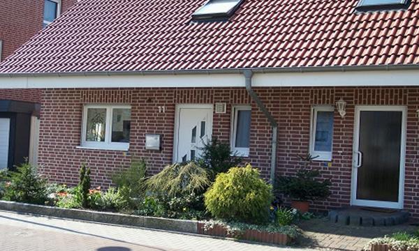 Mehrere Doppelhaushälften in Hamm </br>WDF Holland - Klinker