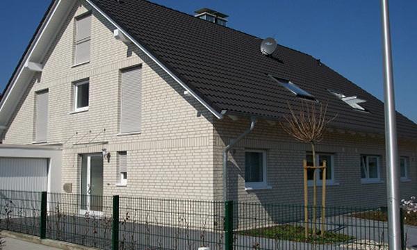 Doppelhaus in Hamm</br>NF Keramik - Klinker