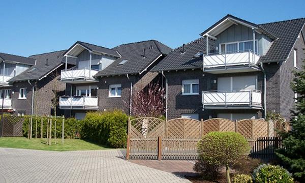 Neunfamilienhaus in Welver</br>NF Janninghoff - Klinker